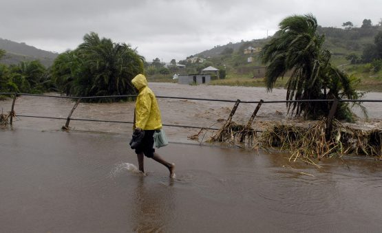 More dialogue is required between indigenous groups and climate researchers to study and provide early warnings of floods, researchers say. Picture: Rogan Ward, Reuters