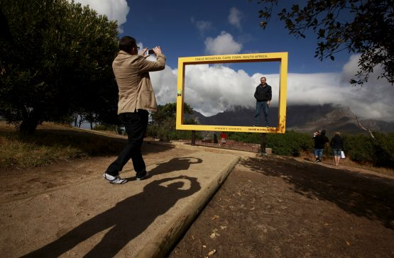 Tourism's contribution to the South African economy has been declining. Picture: Mike Hutchings, Reuters