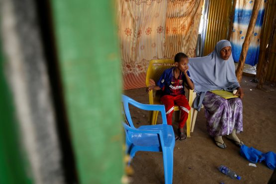 After fleeing the war in their native land, Somalian women are challenging social norms and navigating the male-dominated property market in hopes of having the security of owning their own place. Picture: Baz Ratner, Reuters