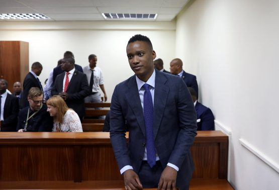 Duduzane Zuma initially avoided prosecution after the National Prosecuting Authority decided not to charge him, but the NPA later reversed its decision. Picture: Siphiwe Sibeko, Reuters