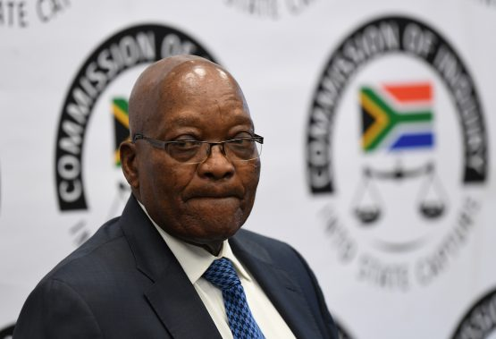 The Zondo Commission of Inquiry into State Capture has condemned former President Jacob Zuma for disobeying a Constitutional Court order. Image: Reuters