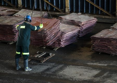SA's ports are open to mineral exports, transport department says