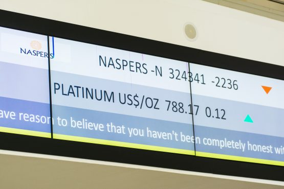 Naspers investors to vote on whether to approve the listing of Prosus. At least 75% of shareholders must support the plan for the listing to go ahead. Picture: Waldo Swiegers, Bloomberg