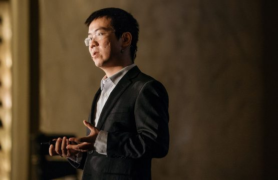 Bitmain Technologies co-founder Wu Jihan. Picture: Anthony Kwan, Bloomberg
