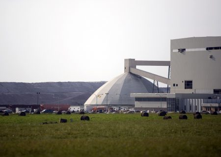Nutrien says 34 workers trapped underground in potash mine