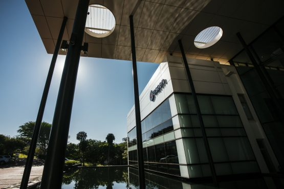 Aspen's Durban offices. Picture: Bloomberg