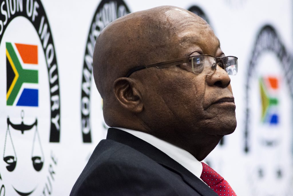 Did Zuma influence the appointment of SOE execs?
