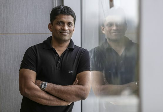 Byju Raveendran becomes one of India's youngest billionaires