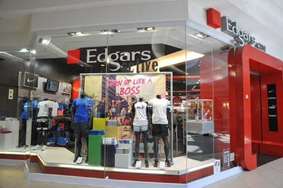 The Edgars Active store at Tygervalley Shopping Centre in Cape Town. Picture: Supplied