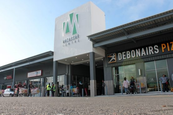 Macassar Centre, one of Fairvest's retail properties near Somerset West in the Western Cape. Fairvest is in merger talks with smaller listed fund Safari. Picture: Supplied