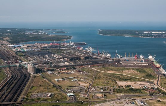 The Port of Richards Bay in Northern KwaZulu-Natal has been earmarked for a new multi-billion rand LNG terminal. Picture: Supplied.