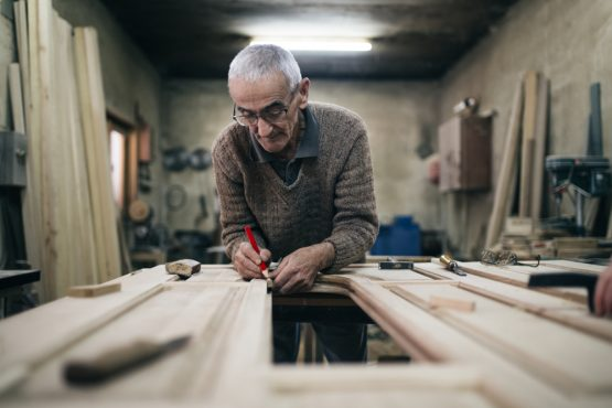 Retired teachers may now be offering tuition classes while others are turning hobbies into an income source by venturing into fields like furniture refurbishment. Picture: Shutterstock