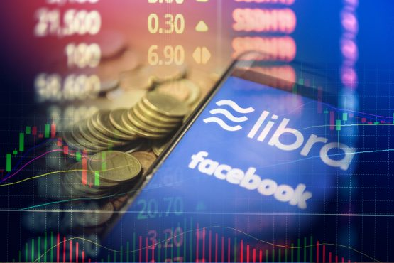 Facebook is developing the digital currency, libra, but global regulators are concerned that it could quickly become systemic given Facebook's big cross-border reach. Picture: Shutterstock