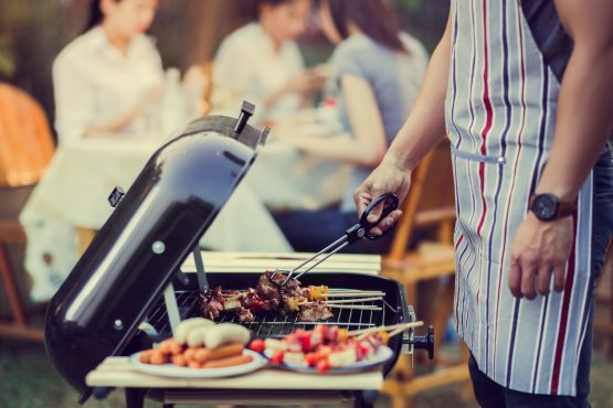Slapping your burger on the braai is likely to draw out its meatiness, bacon will start a fire and unless you like wilted leaves, grilling lettuce is not a good idea. Picture: Shutterstock