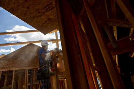 Increased development in engineered wood sees wooden structures sprouting across Europe, Canada, the United States, and in the Asia Pacific region. Picture: Daniel Acker, Bloomberg