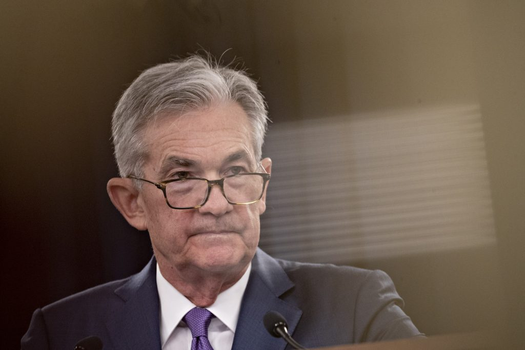 Powell: US in 'favourable' place, Fed will 'act as appropriate'