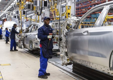 Automotive industry investment in SA set to decline