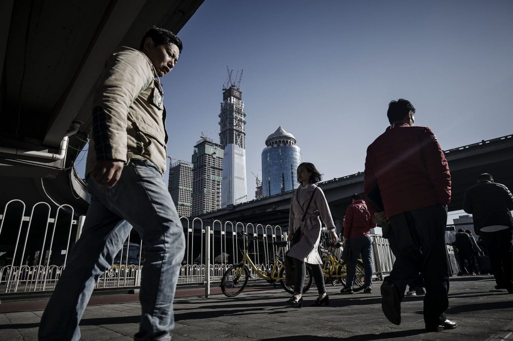 China Q3 GDP grows 6.0%, slowest pace in almost three decades