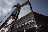 Tencent tumbles after China's slowdown, ByteDance hit ad sales