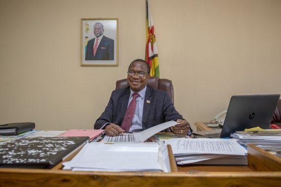 Zimbabwe's Finance Minister Mthuli Ncube. Image: Supplied