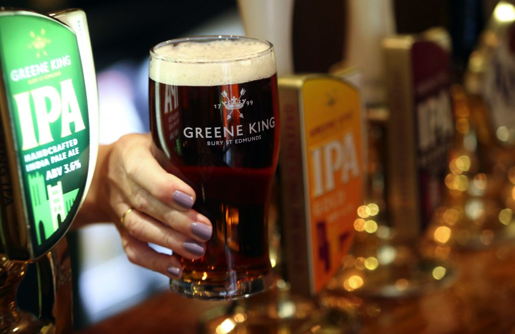 Hong Kong tycoon makes $3.3bn bet pubs will survive Brexit