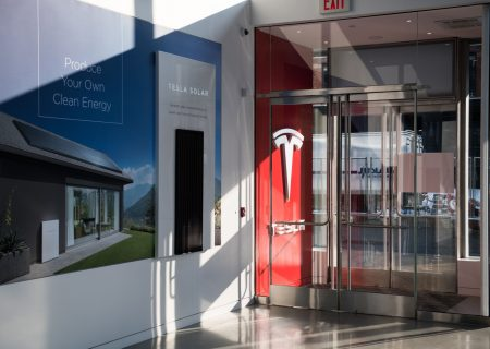Tesla's China plant is hooked up to State Grid power supply