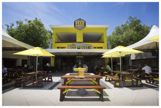 The FSCA does not have charity crowdfunding in its sights – it is instead looking at cases where investors become shareholders. Picture shows Beerhouse Fourways. Image: Supplied