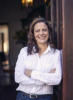 Executive Lounge: Award winning winemaker Lizelle Gerber