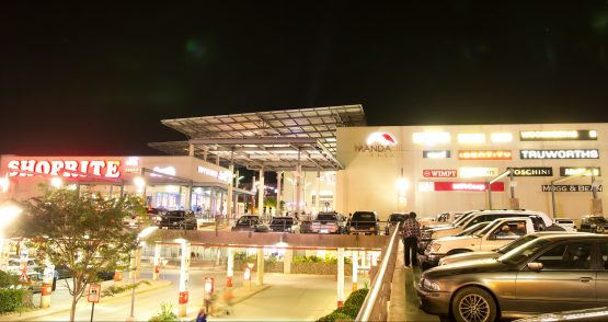 Manda Hill Shopping Centre in Lusaka, Zambia, which has been sold by Hyprop and AttAfrica to Growthpoint Investec African Properties. Picture: Supplied