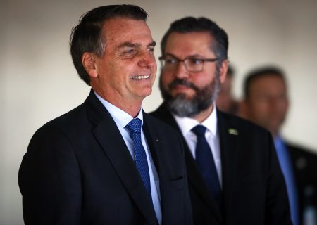 Bolsonaro says government lacks the resources to fight Amazon fires