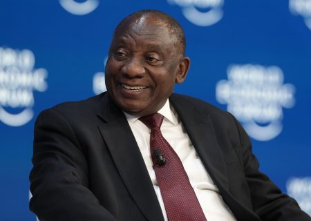 Ramaphosa skips WEF to focus on problems at home