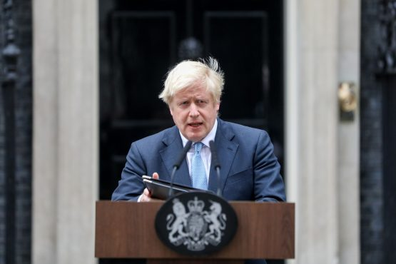 United Kingdom open to all avenues for Brexit deal, Johnson tells Macron