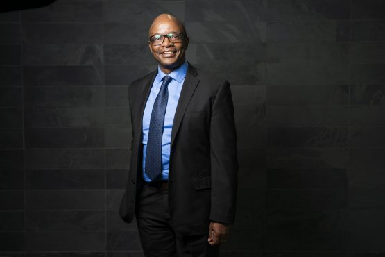Sipho Pityana, president of Business Unity South Africa. Image: Waldo Swiegers, Bloomberg
