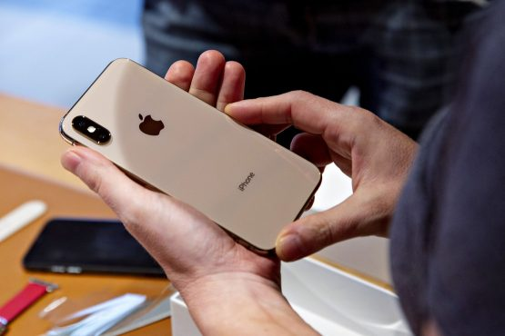 iPhone's new high-end update will be all about the cameras. Image: Daniel Acker, Bloomberg