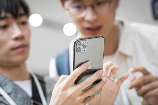 Apple unveils new iPhones with camera enhancements and improved battery life, making incremental tweaks to lure buyers ahead of a more substantial overhaul of its handsets in 2020. Image: David Paul Morris, Bloomberg