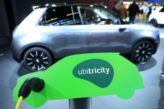 Consumers are still not completely confident in the uptake of electric vehicles even though they have been on the market for some years now. Image: Bloomberg