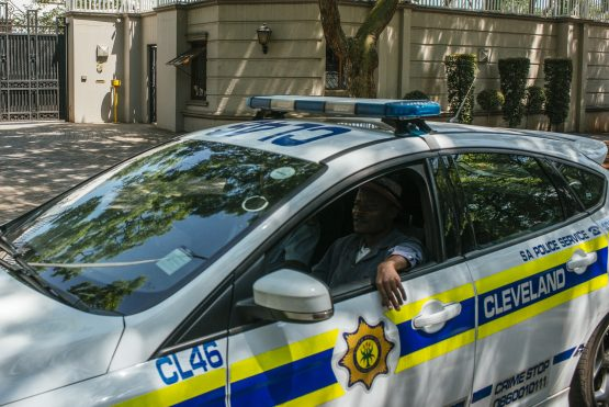 Homicides in SA increase to 21 022 in the 12 months through March, an average of almost 58 a day, report shows. Image: Waldo Swiegers, Bloomberg