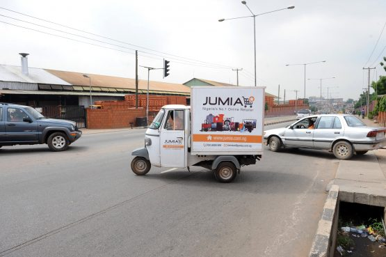 Investors are turning sour towards Jumia Technologies' stock as it battles to keep up with deliveries, payments, cancellations and returns of goods in Nigeria. Image: Pius Utomi Ekpei, AFP/Getty Images