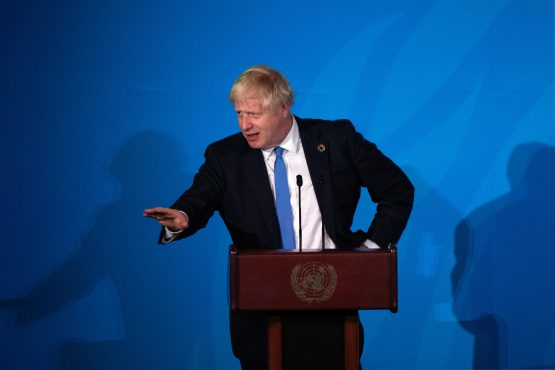 Parliament to vote on Boris Johnson's election demand. Image: Kevin Hagen/Bloomberg