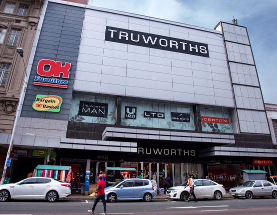 One of Texton's properties in Dr Pixley KaSeme Street (formerly West Street) in Durban, which has clothing retailer Truworths as its anchor tenant. Image: Supplied
