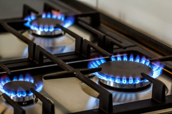 States in the US are calling for the ban of natural gas usage in commercial and residential areas in the fight against climate change. Image: Shutterstock