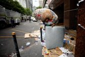 Cape Town passes unlawful occupations by-law, despite protest