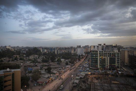 Addis Ababa. Ethiopia's economy has grown at an average of 9% since 2000. Image: Simon Dawson, Bloomberg