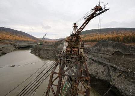 Dam collapse at Siberia gold mine in Russia leaves 12 dead