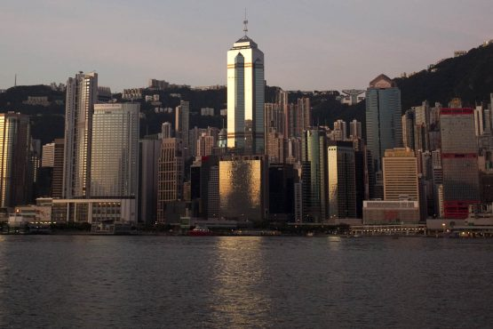 A Parking Space in Hong Kong Was Sold for almost  $1 Million