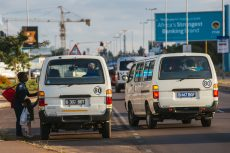 Minibus taxi industry only pays R5m in corporate taxes