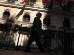 Wall Street rush to safety is biggest since Lehman Brotherscollapse