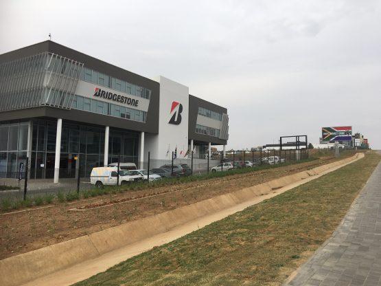 Bridgestone Southern Africa's headquarters in Midrand, Johannesburg. Image: Suren Naidoo, Moneyweb