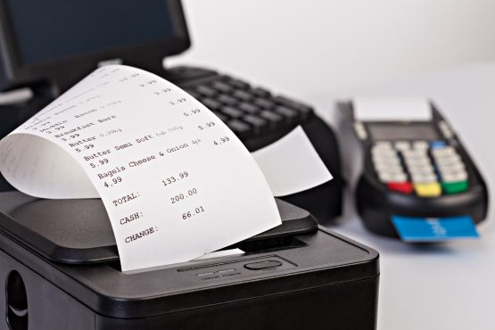 More consumers are holding onto their paper receipts for record purposes even as the drive towards digitisation grows. Image: Shutterstock