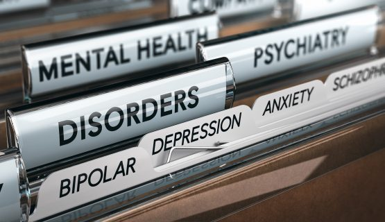 In South Africa, fewer than 1 in 10 people living with a mental health condition are receiving the care they need, study shows. Image: Shutterstock